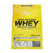 100% Natural Whey Protein Isolate - Olimp - Aislado más natural