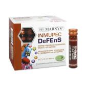 Inmupec Defens 20 Viales - Marnys - ¡Prepara tus defensas!
