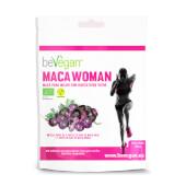 Maca Woman Bio 150g - BeVegan - ¡Con probióticos vivos!