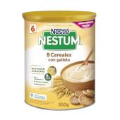 Nestum 8 Cereales con Galleta 650g - Nestlé Nestum