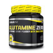 Glutamina Zero 300g - Biotech USA - ¡100% pureza!