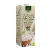 Bebida de Arroz Bio 1000ml - Nutrione Eco - Con arroz orgánico