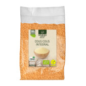 Cous Cous Integral Bio 500g - Nutrione Eco - 100% integral y bio