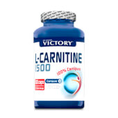 L-CARNITINE 1500 - 100 Caps - VICTORY