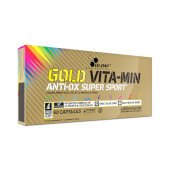 GOLD VITA-MIN ANTI-OX SUPER SPORT 60 Caps - OLIMP