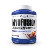 Myofusion Advance Protein contiene 5 tipos de proteínas.