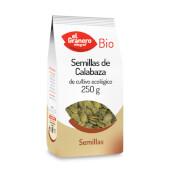 SEMILLAS DE CALABAZA BIO 250g - EL GRANERO INTEGRAL