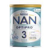 NESTLE NAN 3 - 800g - NESTLE NAN