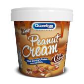 La Crema de Cacahuete de Quamtrax es una fuente natural de proteínas vegetales.