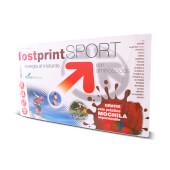 FOST PRINT SPORT 20 Viales de 15ml + MOCHILA IMPERMEABLE