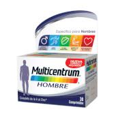 MULTICENTRUM HOMBRE 30 Tabs - MULTICENTRUM