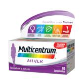 MULTICENTRUM MUJER 90 Tabs - MULTICENTRUM