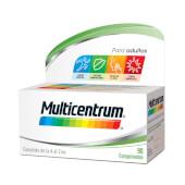 MULTICENTRUM - Multivitaminas de la A a la Zinc