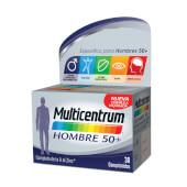 MULTICENTRUM HOMBRE 50+ 30 Tabs - MULTICENTRUM