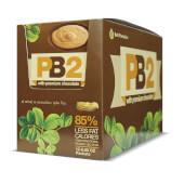 PB2 CREMA DE CACAHUETE CON CHOCOLATE 12 Sobres de 24g - BELL PLANTATION