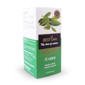 Best Caps Té verde te aporta antioxidantes y contribuye a combatir el cansancio y la fatiga.