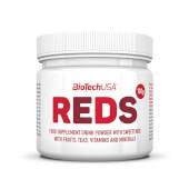 Reds es un complemento que incluye 16 superalimentos