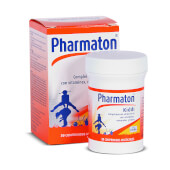 PHARMATON KIDDI 30 Tabletas Masticables - PHARMATON