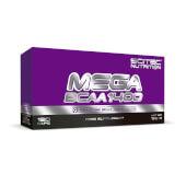 MEGA BCAA 1400 120 Caps - SCITEC NUTRITION