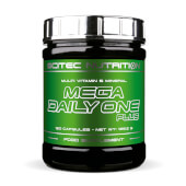 MEGA DAILY 120 Caps - SCITEC NUTRITION