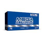 Mega Glutamine es una fórmula con glutamina para acelerar la recuperación muscular.