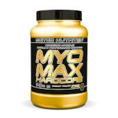 Myomax Hardcore potencia tu masa muscular y rendimiento.