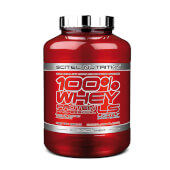 100% WHEY PROTEIN PROFESSIONAL LS 2350g - SCITEC NUTRITION