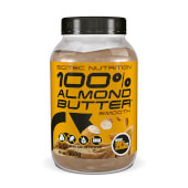 100% ALMOND BUTTER 500g - SCITEC NUTRITION