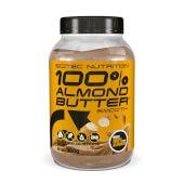 100% Almond Butter es una deliciosa crema con grasas saludables para una dieta sana y equilibrad
