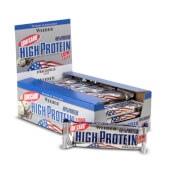 40% LOW CARB HIGH PROTEIN BAR 20 Barritas de 100g - WEIDER