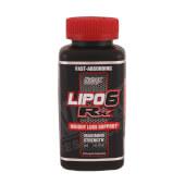 LIPO 6 RX 60 Caps - NUTREX