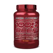 100% Beef Concentrate contribuye al mantenimiento y crecimiento de la masa muscular, así como al