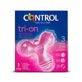 Control Tri-On disfruta del placer.