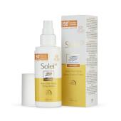 Solei SP Sun Care Spray Solar Infantil SPF 50+ protege la piel de los niños del sol