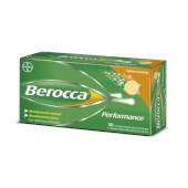 Berocca Perfomance Naranja es un complemento para el rendimiento intelectual.