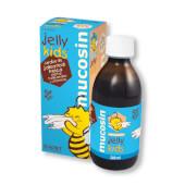 Jelly Kids Mucosin favorece la respiración.