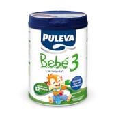 PULEVA BEBÉ 3 - Leche para bebés de un año en adelante