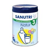 SANUTRI NATUR 3 - 800g - Leche de crecimiento