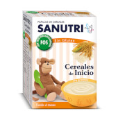 Cereales de Inicio Sin Gluten Fos es una papilla ideal para bebés de más de 4 meses.