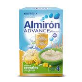 Almiron Advance Cereales Sin Gluten, desde los 4 meses.