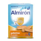 ALMIRON GALLETITAS 6 CEREALES 180g - ALMIRÓN