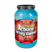 WHEY GAINER ACTIONS 2,25 Kg - AMINOSTAR