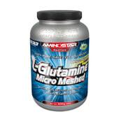 L-GLUTAMINE Micro Meshed - 500 g - AMINOSTAR