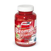 B-Complex + Vitamina C y E  - AMIX NUTRITION