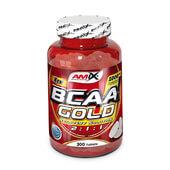 BCAA GOLD 2:1:1 300 Tabs - AMIX NUTRITION - AMINOACIDOS RAMIFICADOS