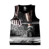 CAMISETA AMIX YOU DECIDE PESAS