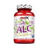 CARNILINE ALC 120 Caps - AMIX NUTRITION