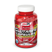 Glutamine 360 Caps - AMIX NUTRITION