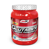 Glutamine 500g - AMIX NUTRITION