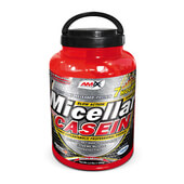 MICELLAR CASEIN 1kg - AMIX NUTRITION - PROTEINA SECUENCIAL